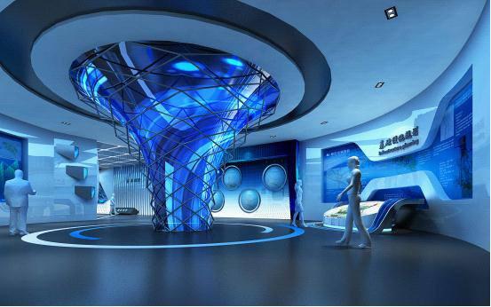兰州新区规划展览馆