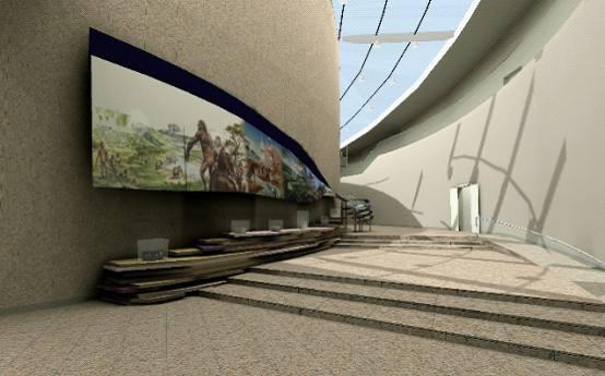 浙江自然博物馆电子画卷