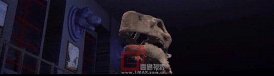 恐龙骨骼高精度模型