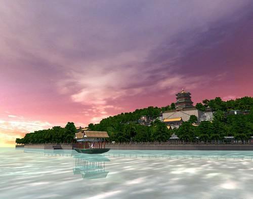 虚拟现实技术在旅游景观的应用