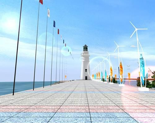 虚拟现实技术在道路桥梁中的应用