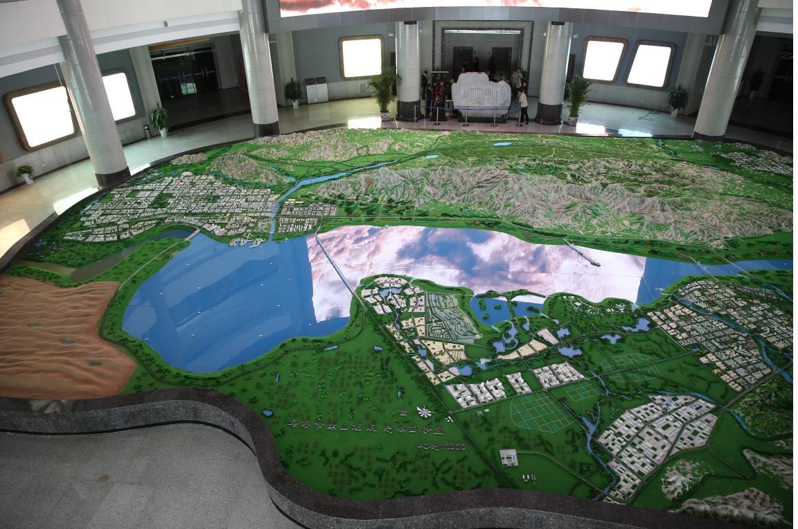 城市规划电子沙盘制作价格及系统介绍